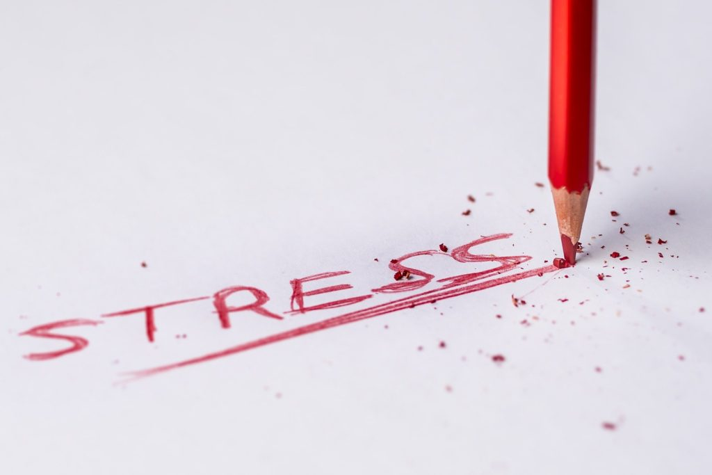ストレス 病気