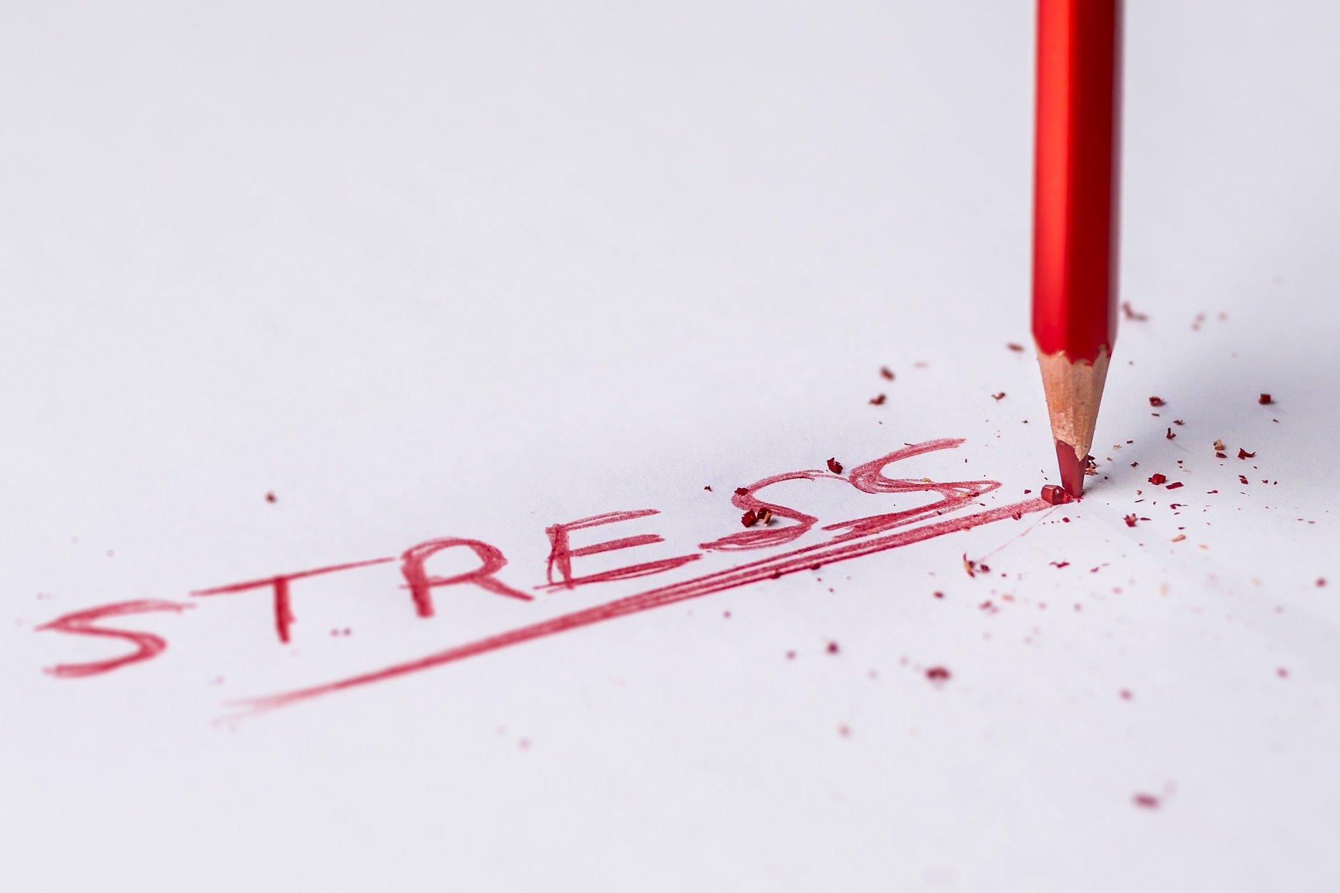 ストレス 甘い物